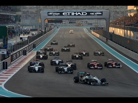 F1 2016 - R19 ABU-DHABI GRAND-PRIX - RACE