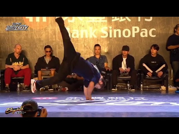 Beatmastert | Taipei Bboy City 2018