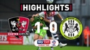 HIGHLIGHTS: Exeter City 1 Forest Green Rovers 0 (12/10/19) EFL Sky Bet League 2