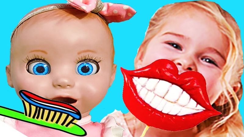 This is The Way | Nursery Rhymes | Brush your Teeth | Song for Kids by Sweet Emily