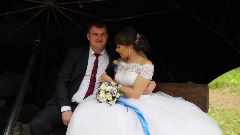 Клип свадьба Артём и Кристина 07.06.19