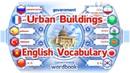 Ders Kentsel Yapılar Resimlerle İngilizce Kelime Tercümanı Kelime Kitabı