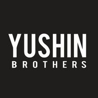 Логотип YUSHIN BROTHERS