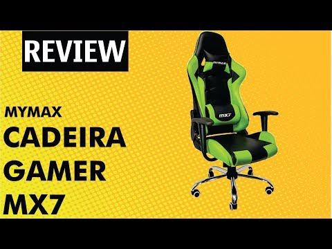 Cadeira Gamer Mymax MX7 | Review
