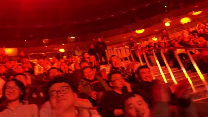 Зал на мэйджоре в Чунцине