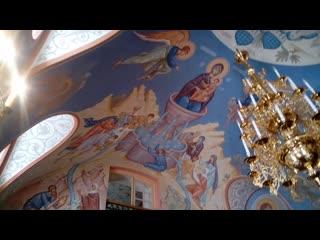 """Песня """"Дивный остров Валаам"""", концерт в храме """"Живоносный источник"""", о.Валаам"""