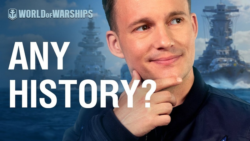 What is you favorite history channel World of Warships
