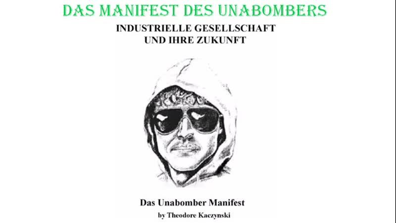 NWO Hunter Das Manifest des Unabombers Alternative Cut
