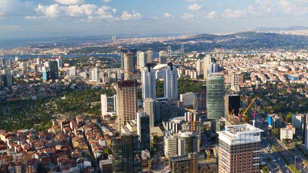 В Стамбуле, Турция, есть несколько хамамов, которым более 250 лет.