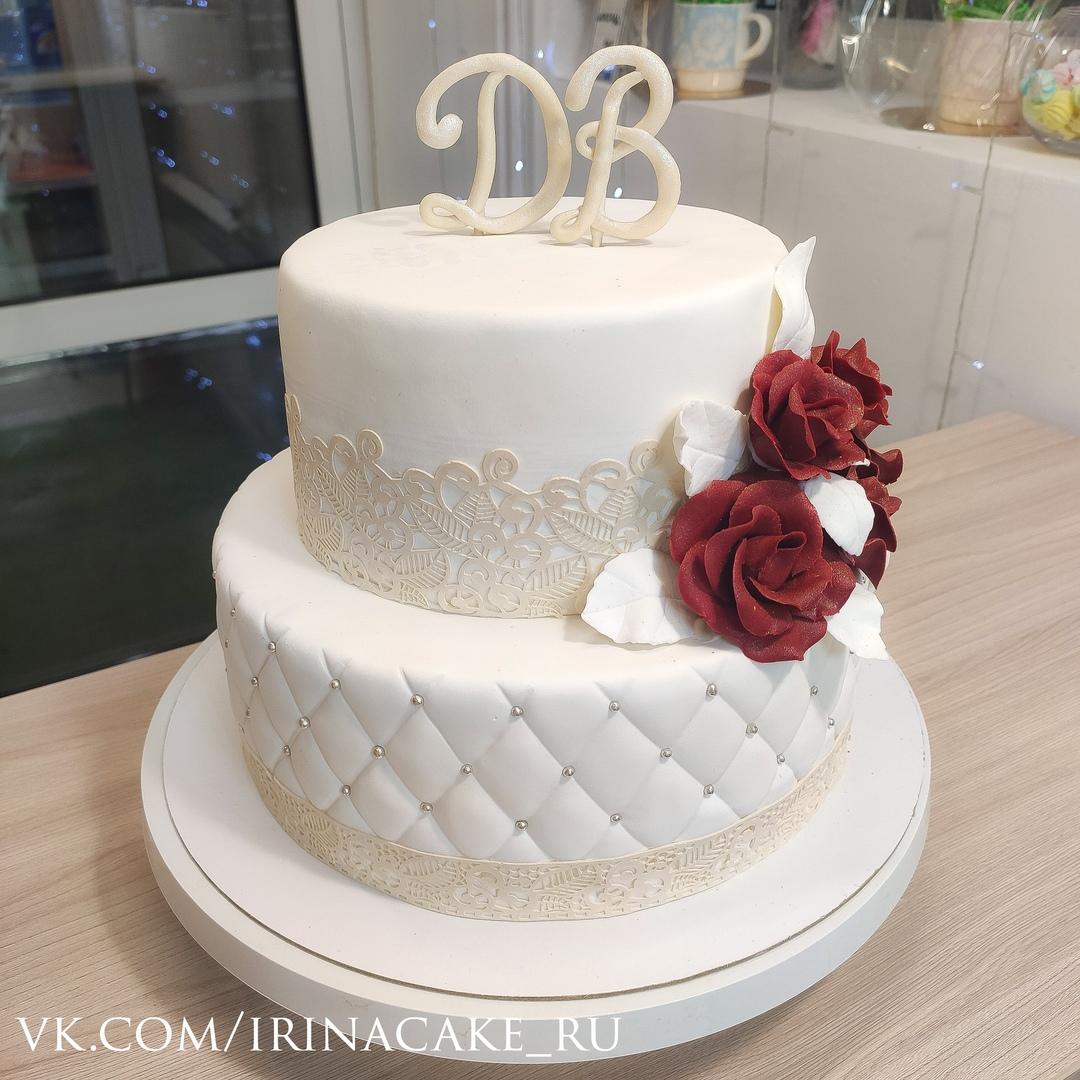 Свадебный торт (Арт. 567)