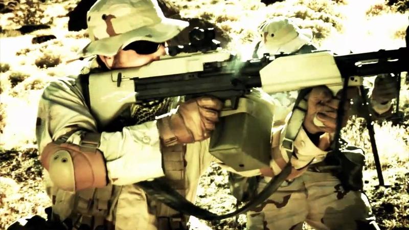 MK43 MACHINE GUN PRODUCT VIDEO -- U.S. Ordnance