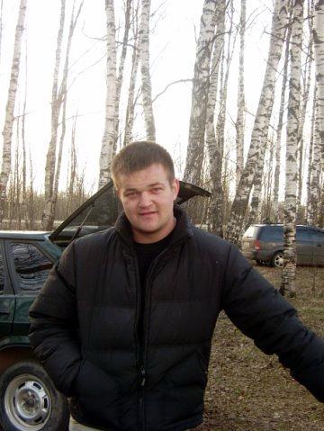 Konstantin, 35, Velikiy Novgorod