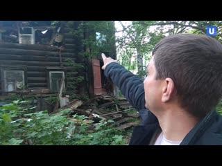 Репортаж с места падения крана в Перми и история выжившего под обломками разрушенного дома