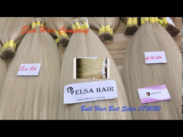 Bulk Hair Best Seller 07 2020