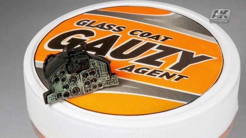 AK893 GAUZY AGENT GLASS COAT