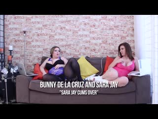 Bunny De La Cruz and Sara Jay
