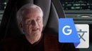 Chancellor Palpatine is the senate but it's dubbed by Japanese Google Translate