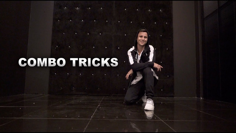 Брейк Данс обучалка ТРИКС Урок 3