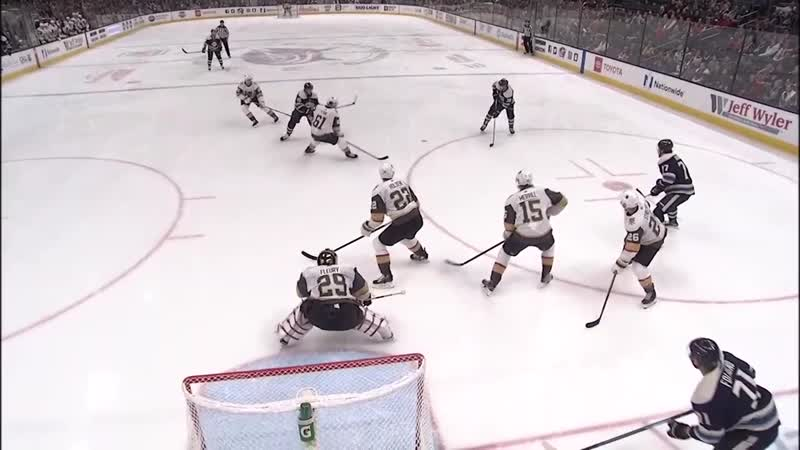 11-05 RS VGK-CBJ NHL 2019