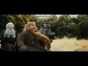 The Hobbit: Desolation of Smaug - Bombur Outrunning Dwarves