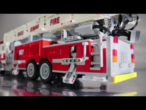 8 BEST MOTORISED LEGO MOCs SO FAR