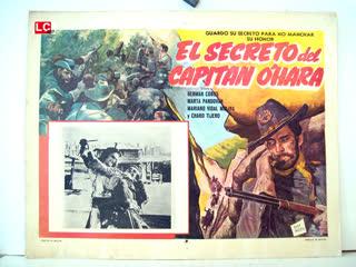 El Secreto del capitán OHara (1965) (Español)