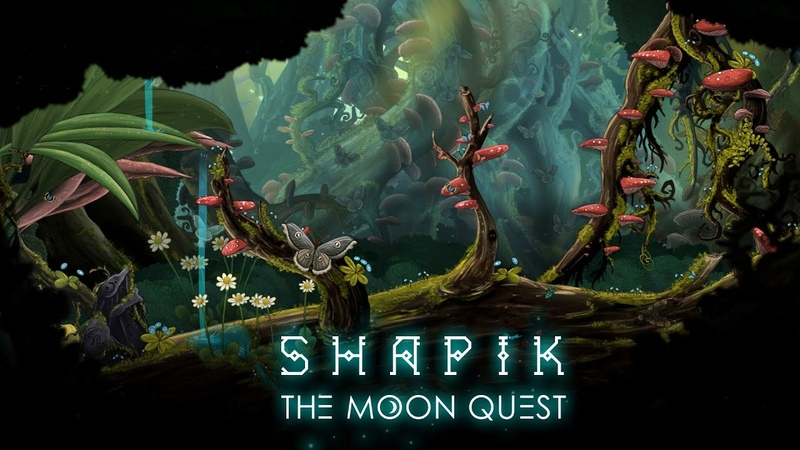Shapik The Moon Quest (Premium) - Геймплей | Трейлер