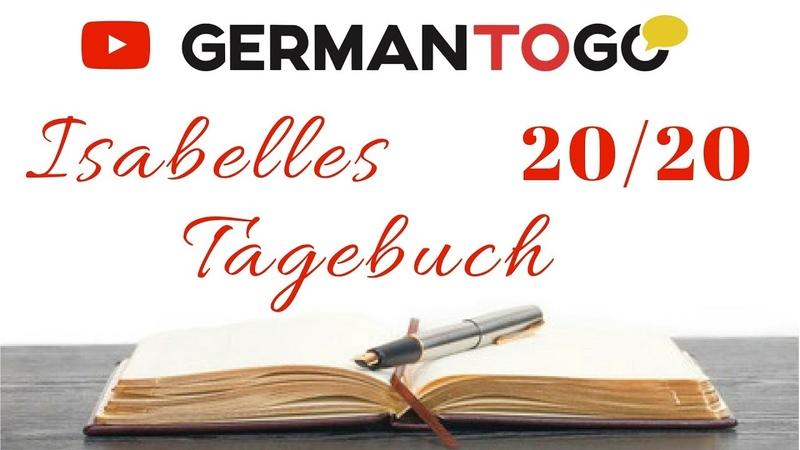 Learn German (A2 - B1): Isabelles Tagebuch (Eintrag 20) - Wohnungssuche