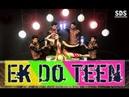 Ek Do Teen Song Baaghi 2 Jacqueline Fernandez Choreography Sumit Parihar Badshah