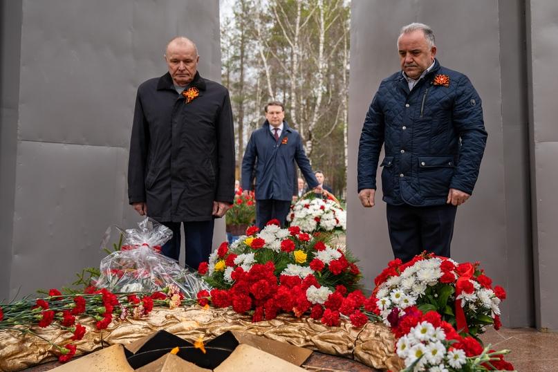 Ухта отметила День Победы, изображение №3