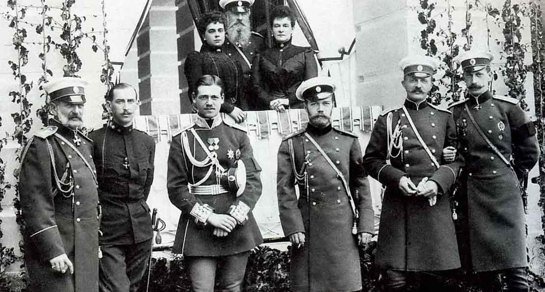 Царь Николай Второй