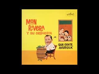 - 🔥LLUVIA CON NIEVE por MON RIVERA - Salsa