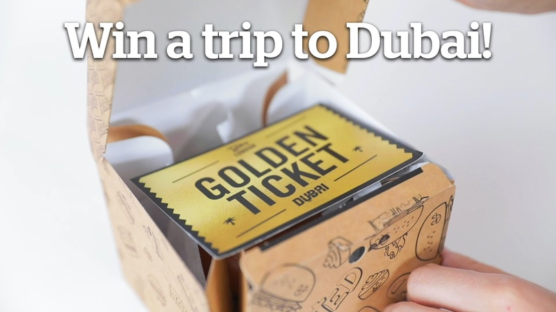 Win A Trip To Dubai With Twisted