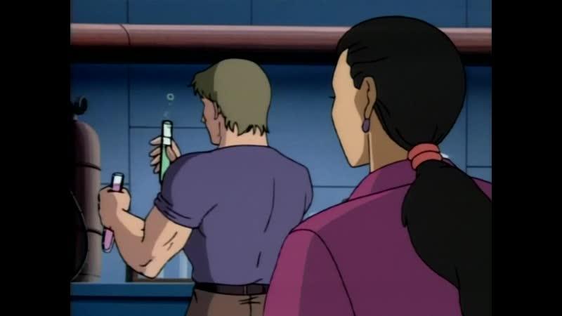 Человек-паук (1994): Бессмертный вампир (2 сезон 10 серия)