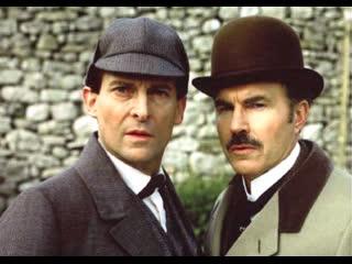 Приключения Шерлока Холмса (сериал) 19841994, Великобритания, детектив, 20 серия ( Шесть наполеонов )