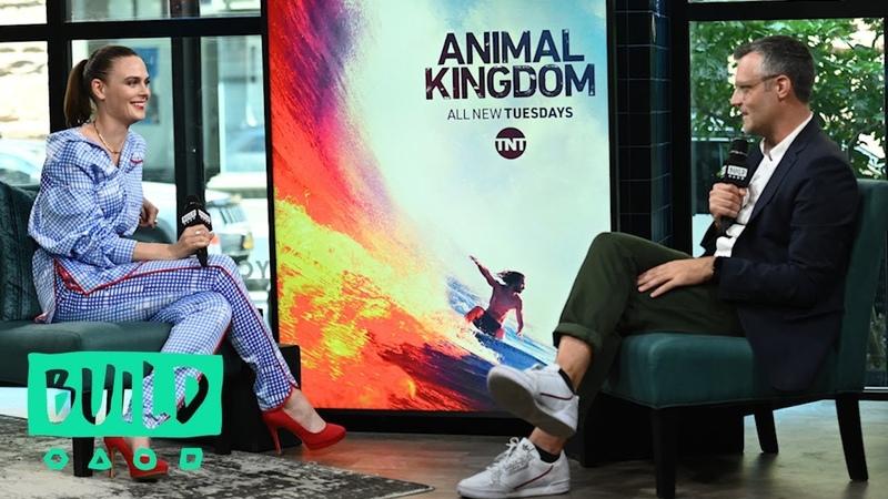 Emily Deschanel On Her Role In TNT's Animal Kingdom