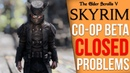 The Skyrim Multiplayer Mod Closed it's Beta Due to Recent Controversy