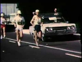 1968 Mexico City Olympic Race Walking highlights