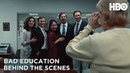 «Безупречный» (Bad Education) - Behind the Scenes   HBO