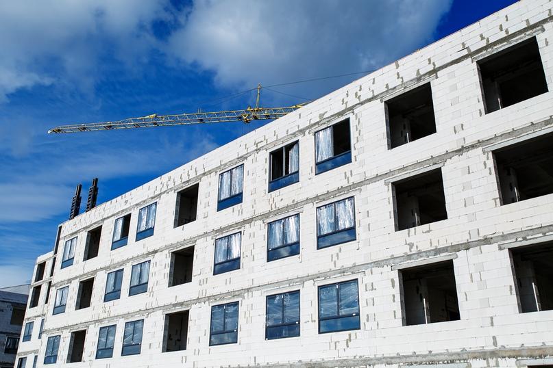 Отчет о ходе строительства апрель 2020 квартал «Среда», изображение №9