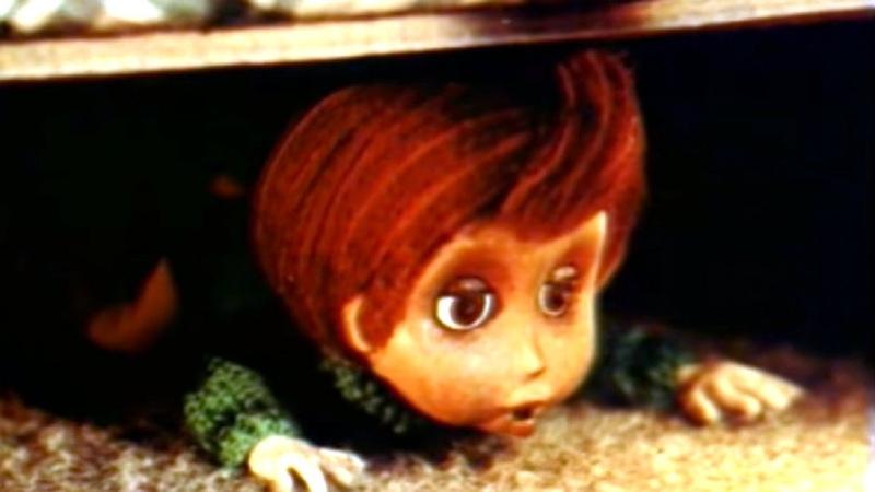 Советские Мультфильмы для детей Солнышонок Андрейка и Темнота 1980