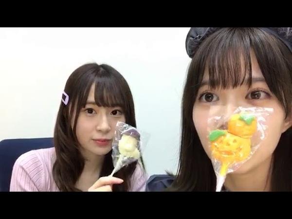 長沢 菜々香 欅坂46 ゲストあり 2019年10月31日20時38分28秒~ keyakizaka46 NANAKO NAGASAWA