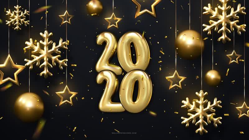 Natana De Lile поздравляет с Новым годом