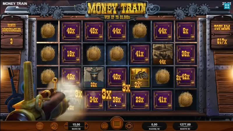 Casino Sarayi - SLOT - MONEY TRAIN 847 X KAZANÇ! SLOT CASİNO ROULETTE RULET BLACKJACK