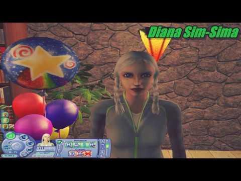 The Sims 2 Обзор Теория сломанного лица у Лилы Грант