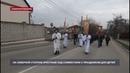 Жители Северной стороны прошли крестным ходом от братского кладбища до к т «Моряк»