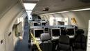 Inside the AWACS Boeing E 3A SENTRY NATO OTAN LX N 90443