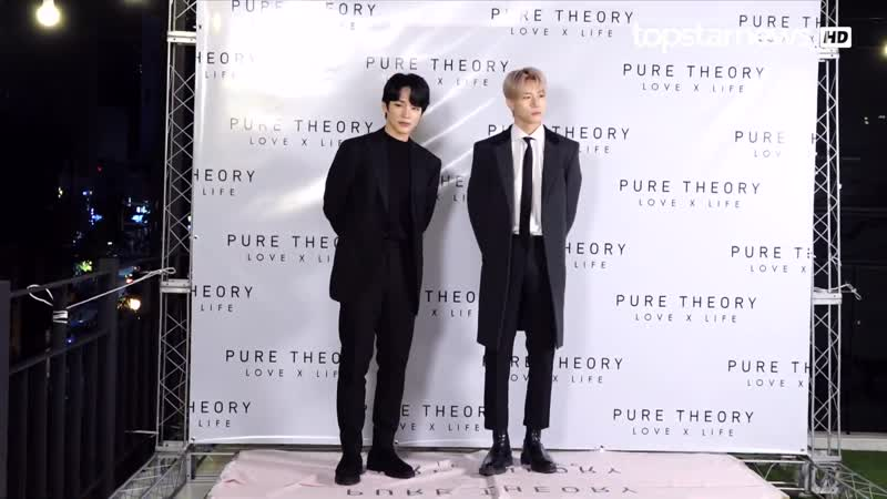 191014 VICTON @ Pure Theory Launching Event @ topstarnews