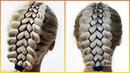 Corset Braid ✖️Criss Cross Braid for girls ✖️by Another Braid