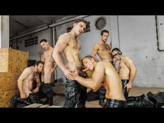 Men | x-men  a gay xxx parody part 4 | paul canon, landon mycles, mike de marko, paddy o'brian, colby keller, brenner bolton